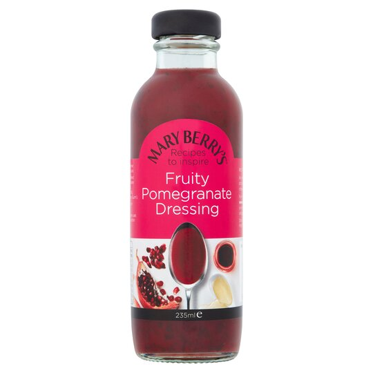 Mary Berry's Fruity Pomegranate Dressing 235Ml
