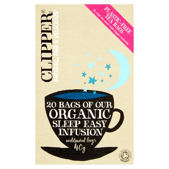 Clipper Organic Sleep Easy 20 Teabags 40G