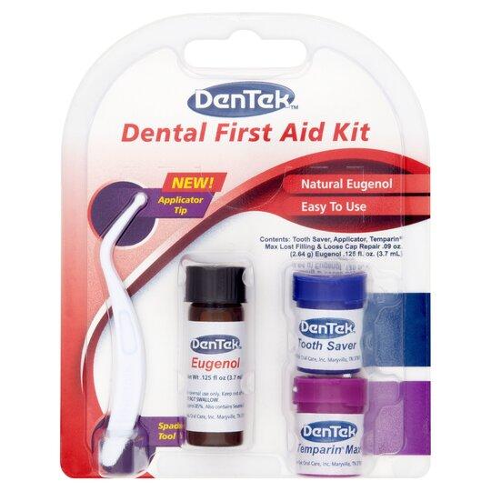 Dentek Dental First Aid Toothache Kit - Tesco Groceries