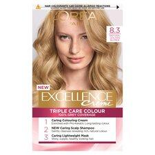 image 1 of L'oreal Paris Excellence 8.3 Golden Blonde