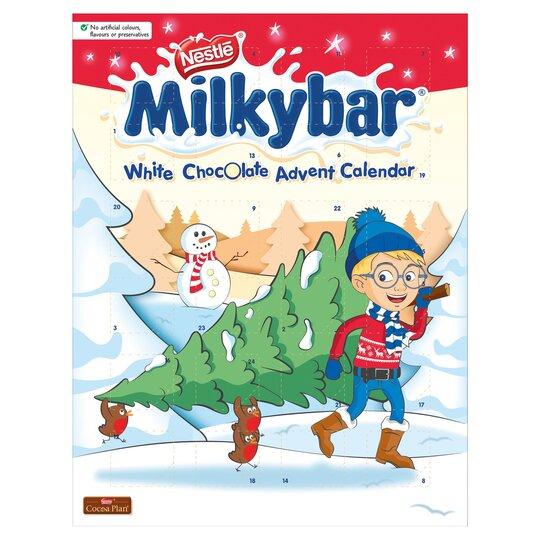 Nestle Milkybar Advent Calendar 85G