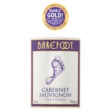 image 2 of Barefoot Cabernet Sauvignon 75Cl