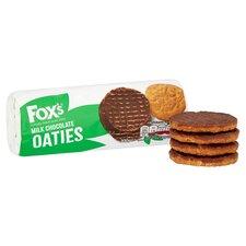 image 2 of Fox's Milk Chocolate Oaties 300G