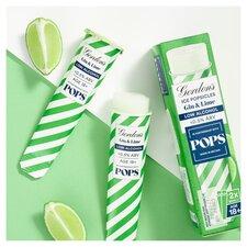 image 2 of Pops Gordons Ice Pops Gin & Lime 2X80ml