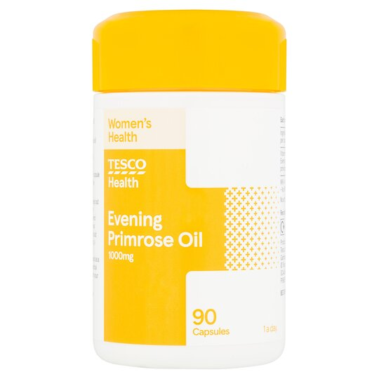 Tesco Evening Primrose Oil 1000Mg X 90