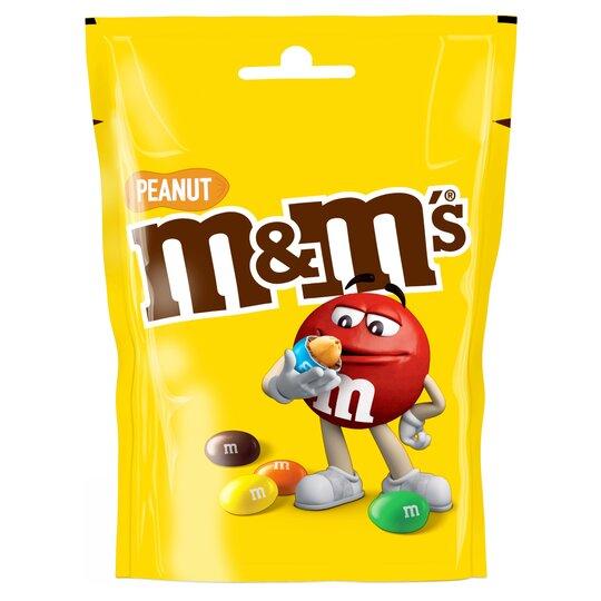 M&M's Peanut Pouch 125G