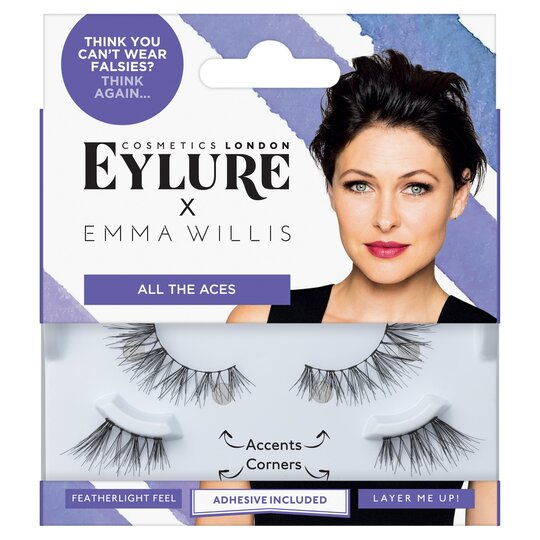 6d6db6b91e6 Eylure Lashes Emma Willis All The Aces - Tesco Groceries