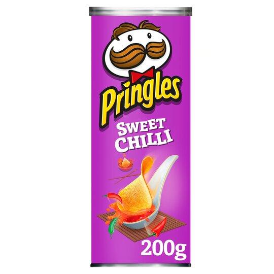 Pringles Sweet Chilli 200G