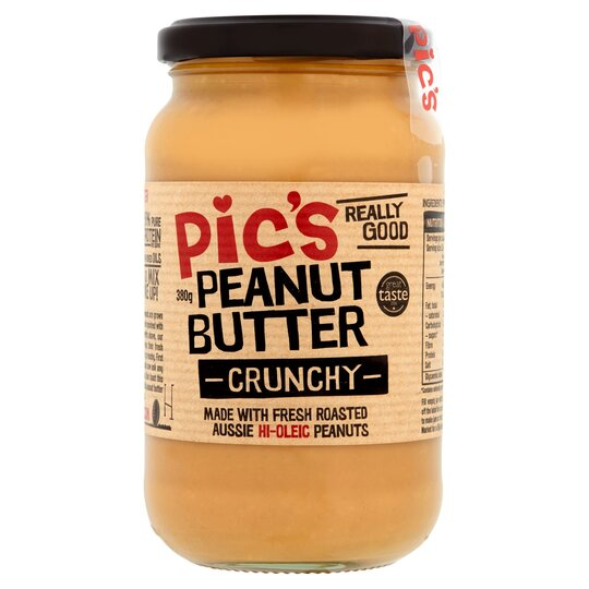 Pic's Peanut Butter Crunchy 380G