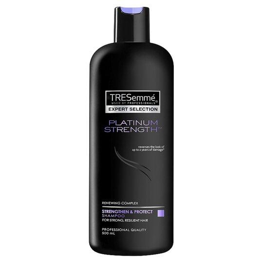 Tresemme Platinum Strength Shampoo 500Ml