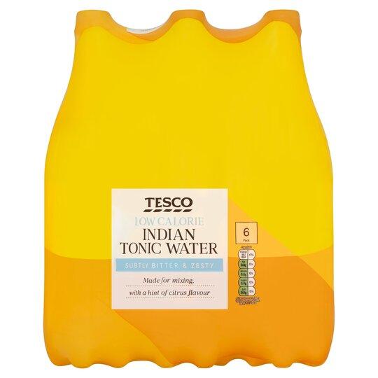 diet tonic water aspartame
