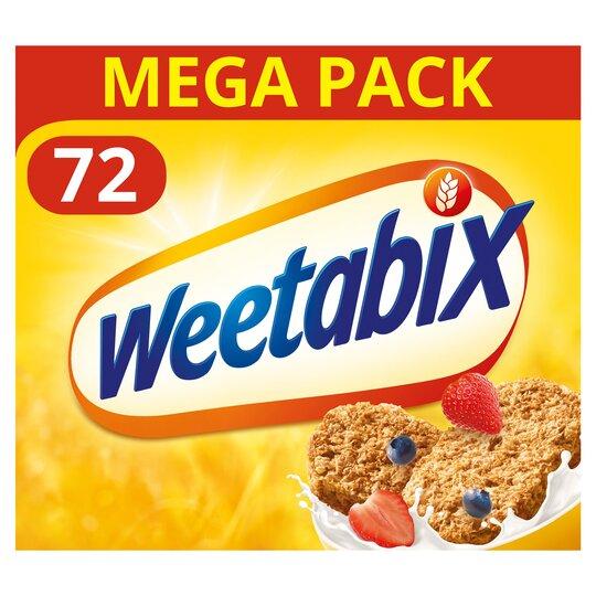 Weetabix 72Pk