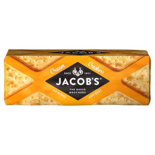 Jacobs Cream Crackers 200G (C)