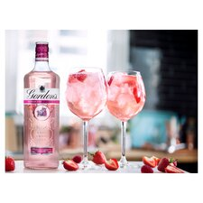 image 2 of Gordon's Premium Pink Distilled Gin 1 Litre