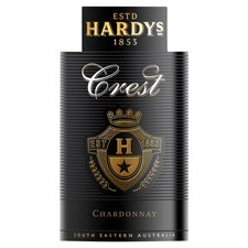 image 2 of Hardy's Crest Chardonnay 500Ml
