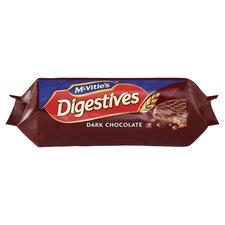 image 1 of Mcvities Dark Chocolate Digestive 266G