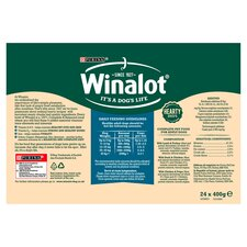 image 2 of Winalot Classic Mixed In Jelly Lamb Chicken Duck 24X400g