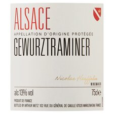 image 2 of Tesco Finest Alsace Gewurztraminer 75Cl