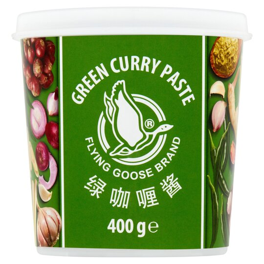Flying Goose Green Curry Paste 400G
