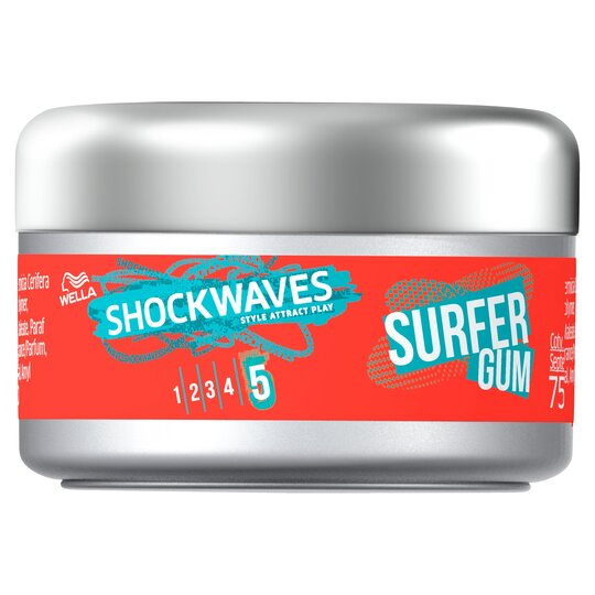 Shockwaves Touchable Texture Gum 75Ml