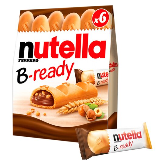 Image result for nutella b-ready