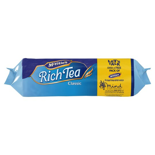 Mcvitie Rich Tea Biscuits 300G