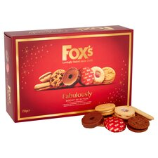 image 2 of Fox's Fabulously Biscuit Selection 550G