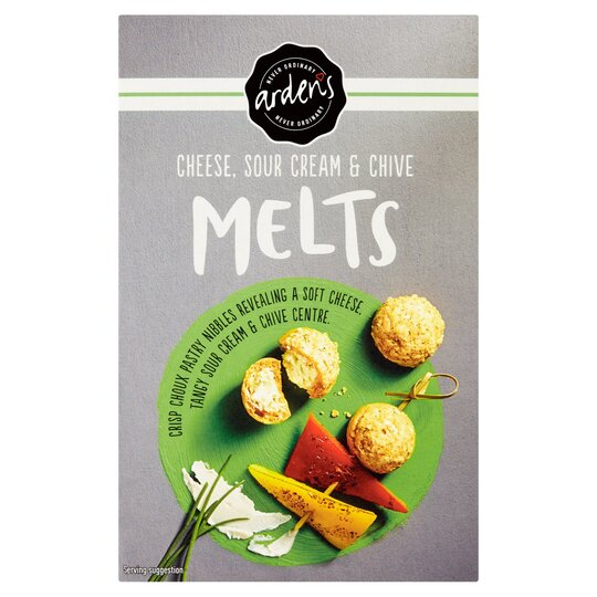 Arden's Cheese Sour Cream & Chive Melts 60G