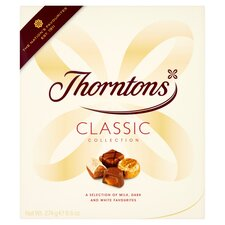 image 1 of Thorntons Classics Chocolates Box 274G