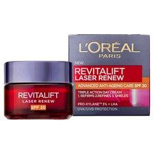 image 2 of L'oreal Paris Revitalift Laser Renew Cream Spf20 50Ml