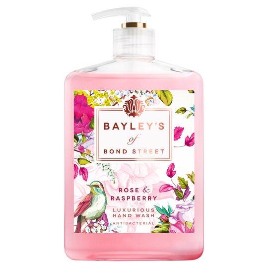 Bayley's Of Bond Street Rose Handwash 500Ml