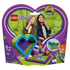 image 1 of LEGO Friends Mia's Heart Box, Doll Playset 41358
