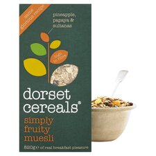 image 2 of Dorset Cereals Simply Fruity Muesli 820G