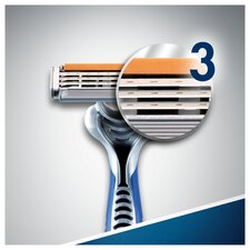 image 2 of Gillette Blue 3 Disposable Razor 4S