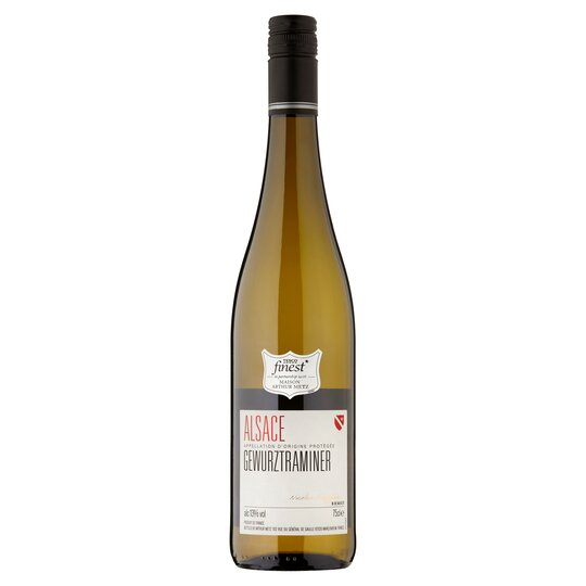 image 1 of Tesco Finest Alsace Gewurztraminer 75Cl
