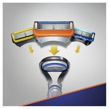 image 3 of Gillette Fusion Razor Plus 10 Blades