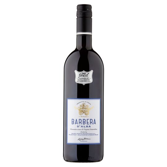 image 1 of Tesco Finest Barbera 75Cl
