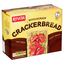 image 2 of Ryvita Whole- Grain Cracker- Bread 125G