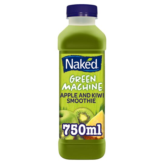 Naked Green Machine Smoothie 750ml