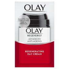 image 1 of Olay Regenerist Regenerating Anti Wrinkle Day Cream Moisturiser 50Ml