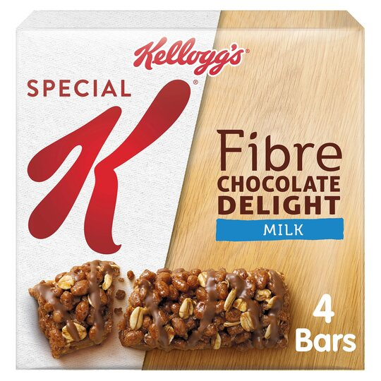 Kellogg's Special K Milk Chocolate Chewy Delight 4X24g