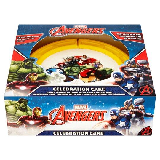 Marvel Avengers Birthday Cake Tesco Delicious Cake Recipe