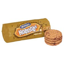 image 2 of Mcvitie's Hobnob Chocolate Chip 300G
