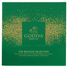 image 1 of Godiva Belgian Chocolate Selection Gift Box 215G