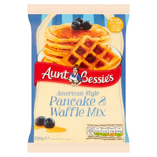 Aunt Bessie's American Style Pancake And Waffle Mix 200G
