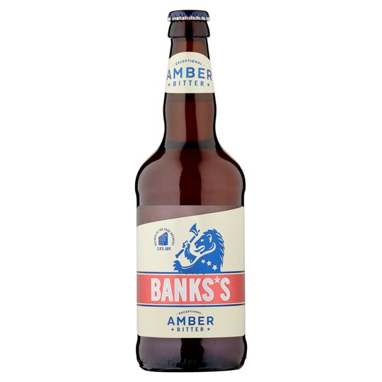 Banks's Amber Bitter 500Ml