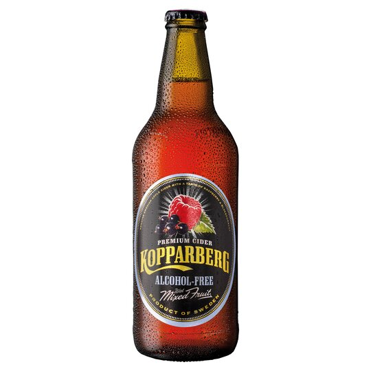 Kopparberg Mixed Fruit Alcohol Free 500Ml