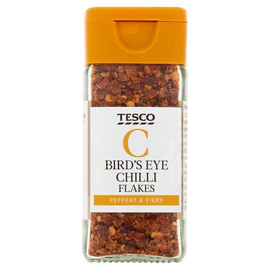 Tesco Birds Eye Chilli Flakes 32G