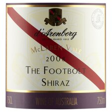 image 2 of D'arenberg The Footbolt Shiraz 2017 75Cl