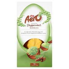 image 2 of Nestle Aero Bubble Peppermint Easter Egg 235G